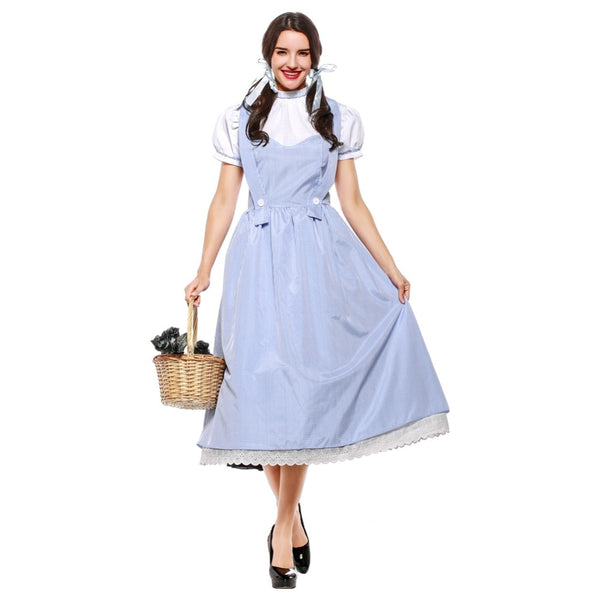 Wizard of OZ Dorothy Costume Plus Size - BarnKey.com