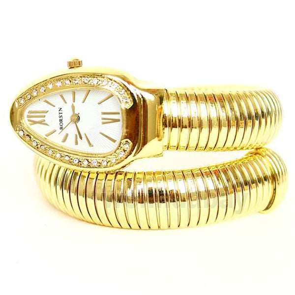 Designer Quartz Watch Bangle Bracelet - BarnKey.com