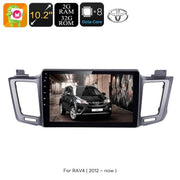 Autoradio pour Toyota RAV4 Ecran 10.2 Android Bluetooth WiFi 3G Support GPS - Beewik-Shop.com