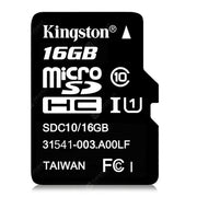 Original Kingston Micro SDHC Speicherkarte UHS-1
