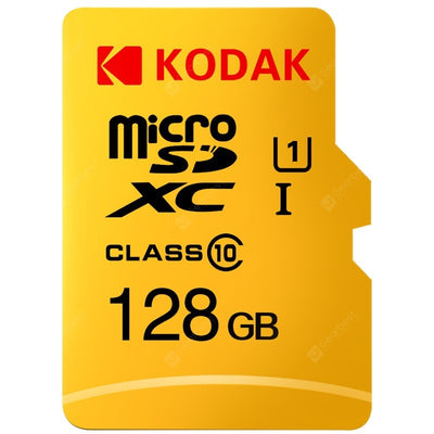 Kodak Speicherkarte Micro SD / TF 16 GB / 32 GB / 64 GB / 128 GB High Speed ​​U1