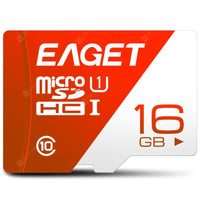 EAGET T1 UHS - I Carte Mémoire Flash TF à Haute Vitesse