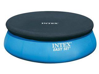 Couverture protection et hivernage INTEX piscine Ø4.57m Intex 28023 - Beewik-Shop.com