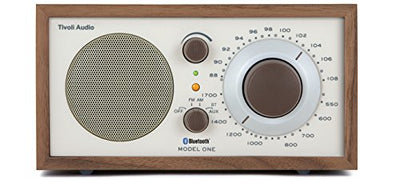 Tivoli Audio Model One BT Radio AM/FM M1BTCLA avec Bluetooth Marron - Beewik-Shop.com