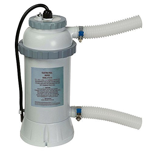 INTEX - HT30220 - Electric heating for swimming pool. For swimming pools up to 17 M3 - Beewik-Shop.com