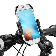 Support Téléphone Moto Vélo VTT Trottinette Scooter Siroflo Support Telephone Moto Rotatif à 360 Degrés Compatible avec iPhone 7 7 Plus 6 6 Plus iPhone SE, Samsung Galaxy S8 S7 S6 J5 A5, Wiko, HTC, Huawei etc. - Beewik-Shop.com