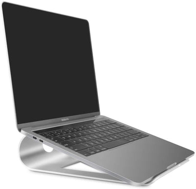 SAUSIRE Support D'ordinateur Portable Portatif en Alliage d'Aluminium –Support Universel pour Ordinateurs, Tablettes Netbook Livres ou comme Pupitre Table de Lit - Beewik-Shop.com