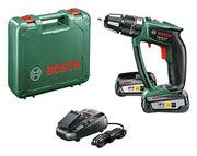 "Bosch Perceuse-visseuse à percussion ""Expert"" sans fil PSB 18 LI-2 Ergonomic 2 batteries 18V 2,5 Ah, technologie Syneon 06039B0301 - Beewik-Shop.com"