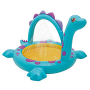 Intex – Piscine gonflable, 229 x 165 x 117 cm, 170 L, conception Dinosauro (57437np) - Beewik-Shop