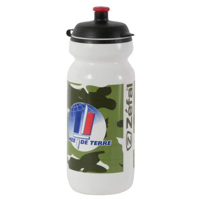 Zéfal Premier 60 Army Canister Mixed Adulto, Bianco / Verde - Beewik-Shop.com
