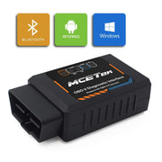 MCETek Obd2 Adaptateur Bluetooth OBD-II Elm327 pour Android Windows Symbian Torque Auto Diagnostic Can Bus OBD sans Fil Mercedes BMW - Beewik-Shop.com