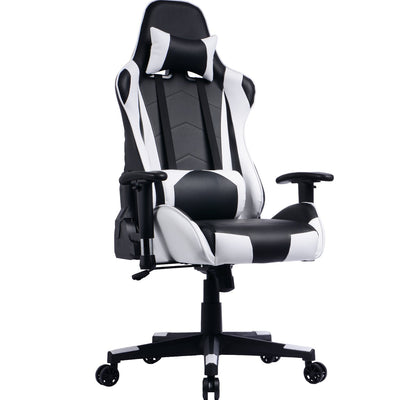 Prime Selection Products Fauteuil Gamer à Dossier Inclinable; Chaise de Bureau Gaming Siège Sport Racing - Beewik-Shop.com