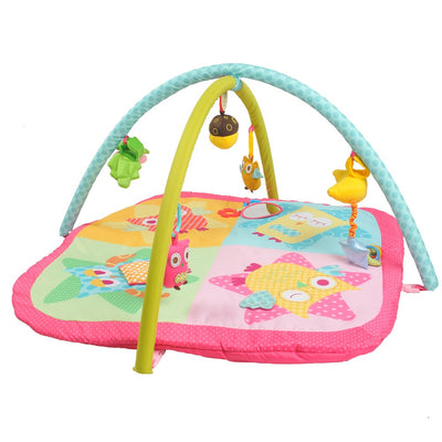 Clearance! Hessie - Baby Owl Playmat with Pendants - Beewik-Shop.com