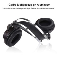 Morease Casque Gaming pour PS4, Casque Gamer PC,Xbox One, Bass Surround + Microphone à Réduction du Bruit+ LED Lumière [2018 Nouvelle Version] (Vert) - Beewik-Shop.com