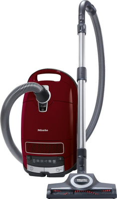 Miele Aspirateur Complete C3 Cat & Dog PowerLine Rouge Framboise 4.5 Litre 890 Watt - Beewik-Shop.com