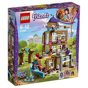 LEGO Friends - La maison de l'amitié - 41340 - Jeu de Construction - Beewik-Shop.com