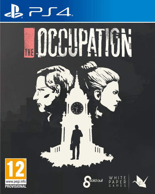 The Occupation pour PS4 - Beewik-Shop.com