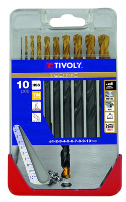 TIVOLY 11453170001 - CLIPSTER A23 TECHNIC STEAM TIN Brocas METAL