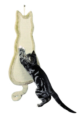 Trixie Griffoir Beige 35 × 69 cm pour Chat - Beewik-Shop.com