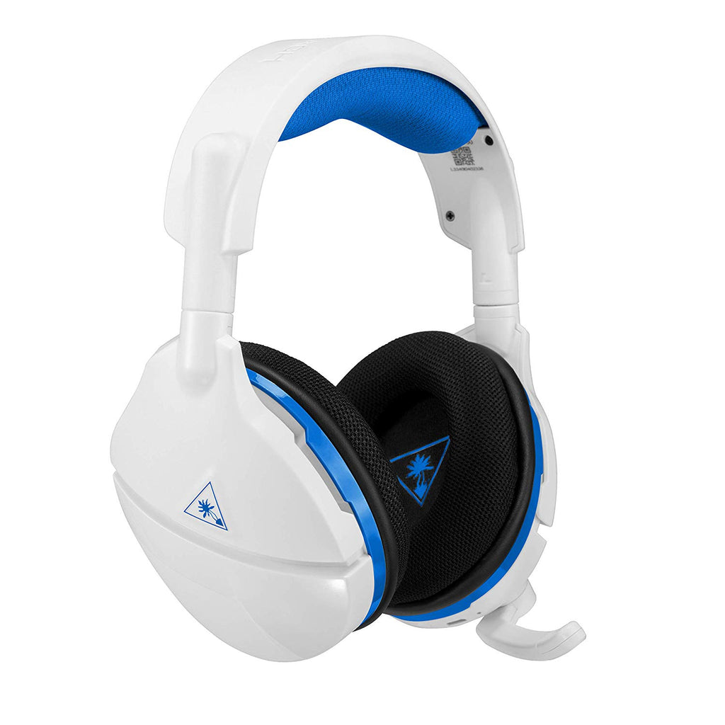 Turtle Beach Stealth 600 weißes drahtloses Gaming-Headset - [Play Station 4] - Beewik-Shop.com