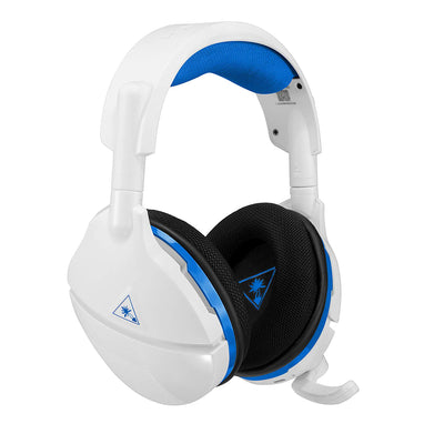 Turtle Beach Stealth 600 blanc Casque Gaming sans fil - [Play Station 4] - Beewik-Shop.com
