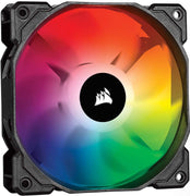 Corsair iCUE SP120 RGB PRO, 120mm LED RGB, Silencieux, Flux d'air élevé, Ventilateur de Refroidissement (Single pack) - Beewik-Shop.com