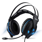KLIM Impact V2 - Casque Gamer USB - Son 7.1 Surround + Isolation - Audio Haute Qualité + Fortes Basses - Micro Casque Gaming Jeux Vidéo pour PC PS4 Switch - Version 2 - Beewik-Shop.com