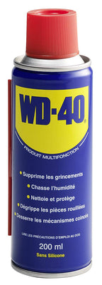 WD 40 aérosol 200ml - Beewik-Shop.com