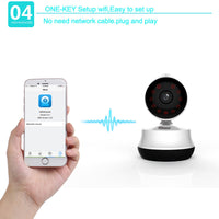 IP Camera Neo Coolcam NIP-61GE - 1MP CMOS, 720p, IR Cut, 10m Night Vision, Motion Detection, App Support, WiFi, Dual-Way Audio - Beewik-Shop.com