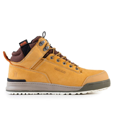 Scruffs Switchback Sb-P, Bottes de Protection Homme, Jaune (Tan), 43 EU - Beewik-Shop.com