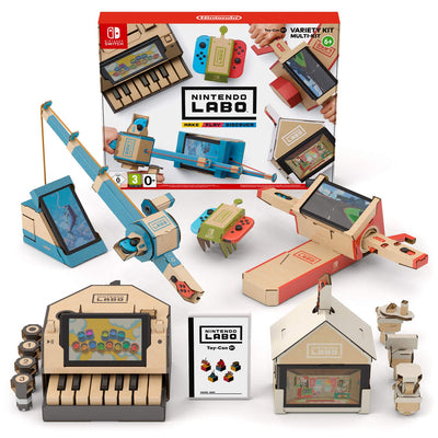 Multi Kit- de Nintendo Labo - Beewik-Shop.com