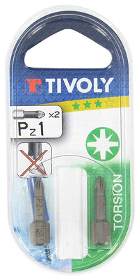 TIVOLY 11520220300 Embout Torsion, Gris - Beewik-Shop.com