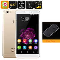 HK Warehouse Oukitel U15S Android Phone - Octa-Core CPU, 4GB RAM, 5.5-Inch FHD, Dual-IMEI, 4G, 13MP Camera (Gold) - Beewik-Shop.com