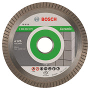 "Bosch Professional 2608602479 Disque à tronçonner diamant ""Best Ceramic Turbo EC"" 125 x 22,23 - Beewik-Shop.com"