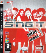 Jeu Disney - Sing It High School Musical 3 - PS3 - Beewik-Shop.com