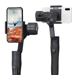 Feiyu Vimble 2 Smartphone Gimbal - Object Tracking, Dynamic Time-Lapse, Taking Selfies and Live Show