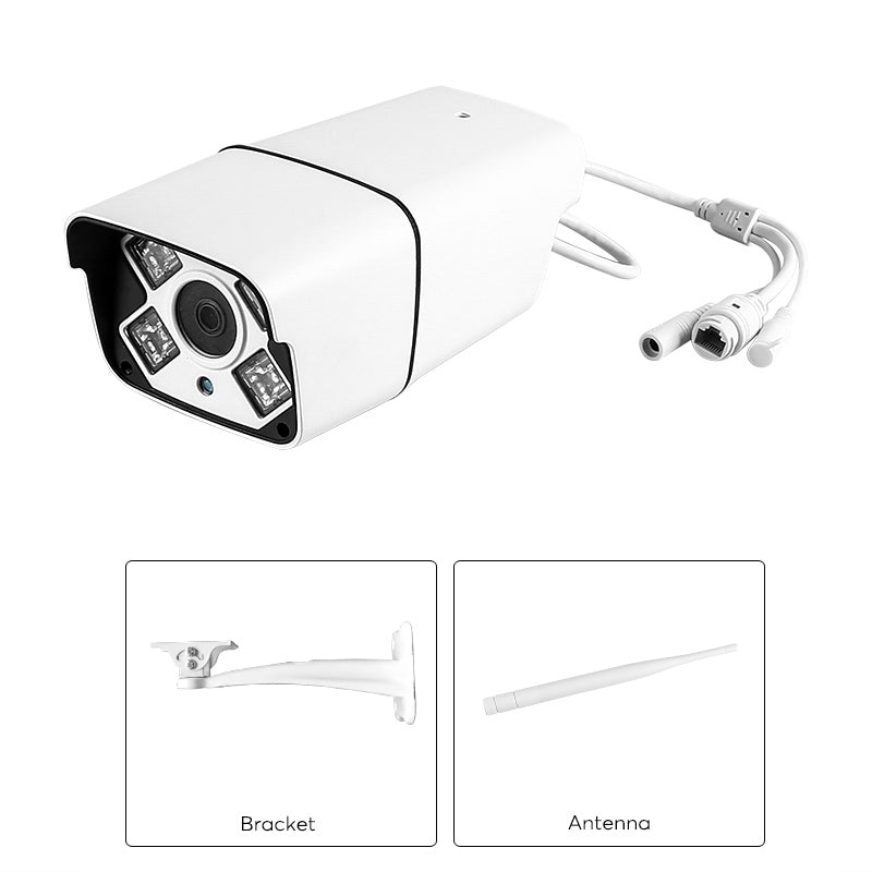Outdoor HD Security Camera - IP66 Rating, Android/iOS APP, 15m Night  Vision, 3G & 4G, 960P, ONVIF, IR Cut
