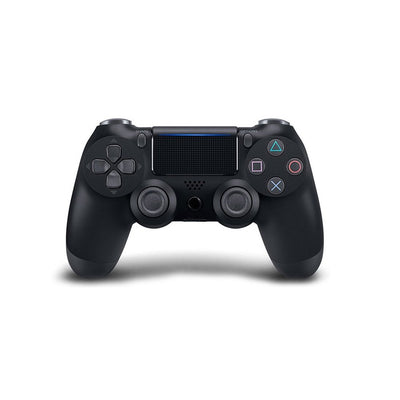 Manette Bluetooth sans Fil PS4 + Vibration Joystick Gamepad PS4 Couleur Noir - Beewik-Shop.com