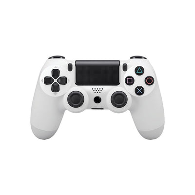 Manette Sans Fil pour PS4 Vibration Joystick Gamepad Bluetooth PS4 Couleur Blanc - Beewik-Shop.com