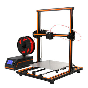 Kit d'imprimante 3D Anet E12 - Volume d'impression 300x300x400mm, écran LCD - Beewik-Shop