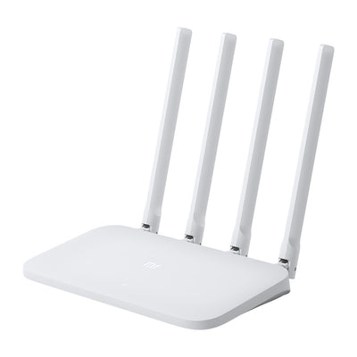 Xiaomi Mi 4C Wireless Router - 2.4G WiFi, 4 External Antennas, APP Control, 300Mbps - Beewik-Shop.com