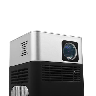 PC01 DLP High Definition Projector - 260 Lumen, 3D Support, Laser Keyboard, Android OS, Dual Band Wi-Fi, 15600mAh Battery
