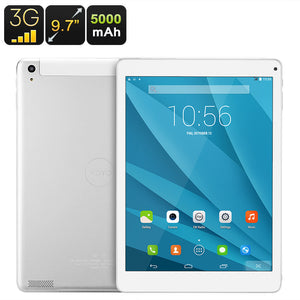 Android 3G Tablet - Quad-Core-CPU, 9,7-Zoll-HD-Bildschirm, WLAN, Double-IMEI - Beewik-Shop.com