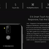 Meiigoo S8 Android Phone (Black) - Beewik-Shop.com