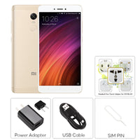 Xiaomi Redmi Note 4X Android-Handy - Android 6.0, Deca-Core-CPU, 4 GB RAM, Dual-IMEI, 5.5-Zoll-Display, 4G, Dual-Band-WLAN (Gold) - Beewik-Shop.com