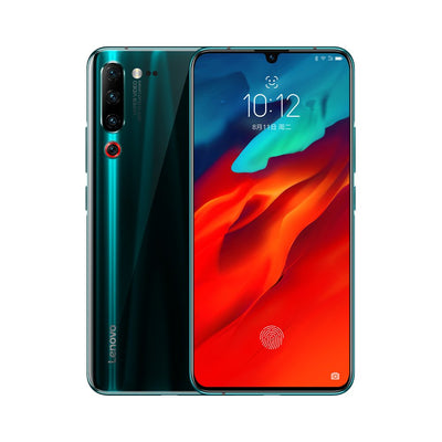 Lenovo Z6 Pro Global  8GB RAM+128GB ROM, Affiche Full HD, Quad Caméras arrière, 48MP, 4000mah Batterie, couleur bleue - Beewik-Shop.com