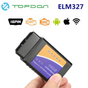 Elm327 WiFi OBD Interface Pic18f25k80 V1.5 Version Wifi pour IOS Android et Windows PC adaptateur outil de Diagnostic automatique de balayage (ELM327 WIFI) - Beewik-Shop.com