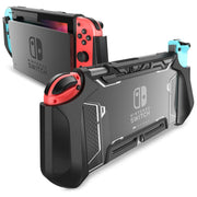 Mumba Étui pour Nintendo Switch - Étui/Coque de Protection en TPU Compatible avec Nintendo Switch et Manette Joy-Con - Beewik-Shop.com