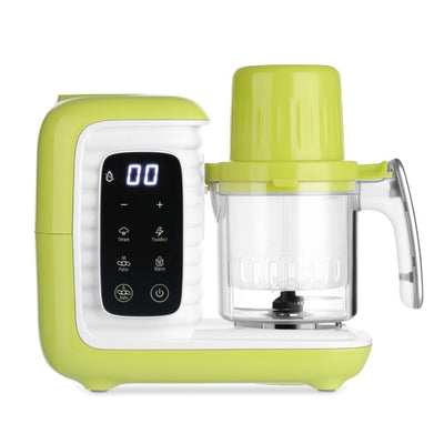 Zanmini Baby Food Steamer Herd und Mixer