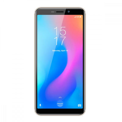 HOMTOM C2 Gold, Android 8.1, 5,5 pouces, 2 GB RAM+16 GB ROM, Charge rapide, MTK6739 Ouad Core, 3000mAh Batterie - Beewik-Shop.com